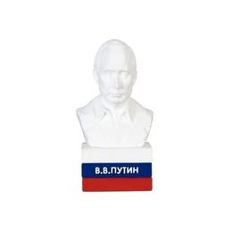 Оригинальная подарочная флешка Present MEN48 08GB White (президент В.В. Путин)