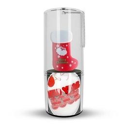 Оригинальная подарочная флешка Present NYP003 64GB (новогодний носок, merry christmas, в блистере)