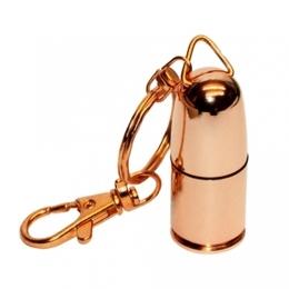 Оригинальная подарочная флешка Present ORIG05 32GB Bronze (флешка пуля для ПМ)
