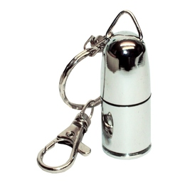 Оригинальная подарочная флешка Present ORIG05 32GB Silver (флешка пуля для ПМ)