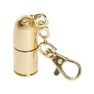 Оригинальная подарочная флешка Present ORIG05 04GB Gold (флешка пуля для ПМ)