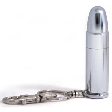 Оригинальная подарочная флешка Present ORIG05 04GB Silver (флешка пуля для ПМ)