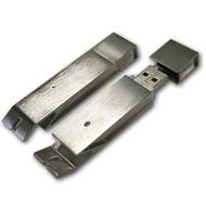 Накопитель под нанесение Present ORIG07 512MB Silver