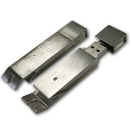 Накопитель под нанесение Present ORIG07 64 ГБ Silver
