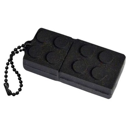 Оригинальная подарочная флешка Present ORIG08 32GB Black (флешка-конструктор LEGO, без блистера)