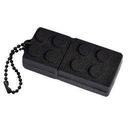 Оригинальная подарочная флешка Present ORIG08 64GB Black (флешка-конструктор LEGO, без блистера)