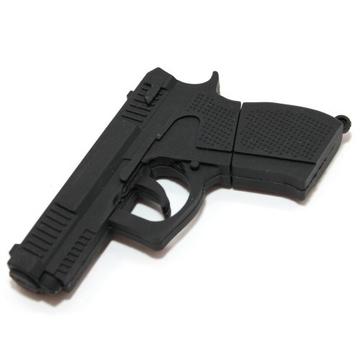 Оригинальная подарочная флешка Present ORIG101 16GB Black (пистолет ПМ)