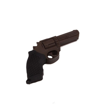 Оригинальная подарочная флешка Present ORIG108 16GB (револьвер, без блистера)