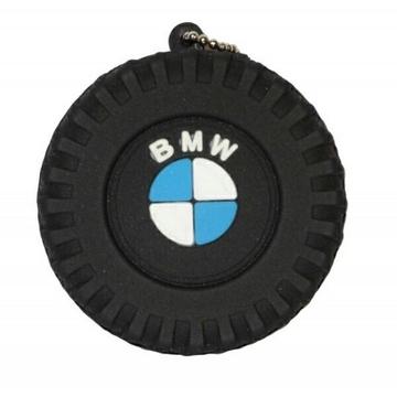 Оригинальная подарочная флешка Present ORIG114 08GB (колесо с логотипом BMW, без блистера)
