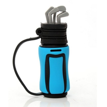 Оригинальная подарочная флешка Present ORIG128 32GB Blue (клюшки для гольфа, без блистера)