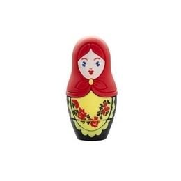 Оригинальная подарочная флешка Present ORIG142 32GB Red (матрешка, хохлома)