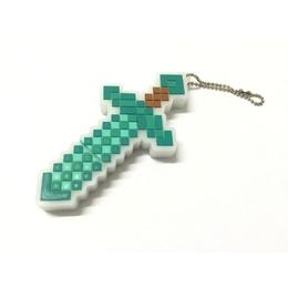Оригинальная подарочная флешка Present ORIG149 64GB (меч Minecraft, без блистера)