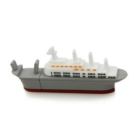 Оригинальная подарочная флешка Present ORIG152 64GB (корабль)