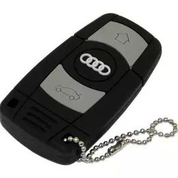 Оригинальная подарочная флешка Present ORIG154 04GB (флешка ключ-брелок от AUDI)