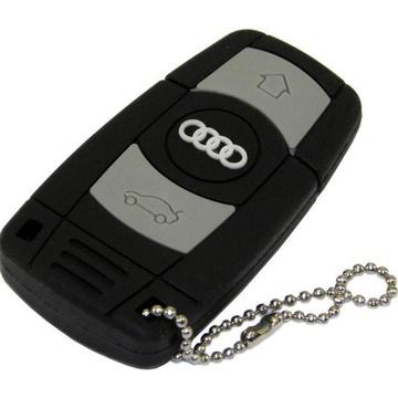 Оригинальная подарочная флешка Present ORIG154 64GB (флешка ключ-брелок от AUDI, без блистера)