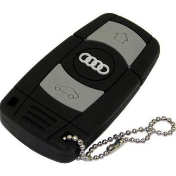 Оригинальная подарочная флешка Present ORIG154 08GB (флешка ключ-брелок от AUDI, без блистера)