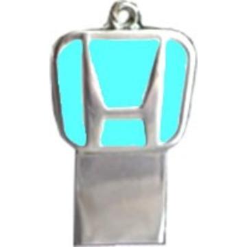 Оригинальная подарочная флешка Present ORIG157 16GB (флешка брелок Honda)