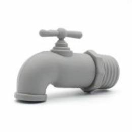 Оригинальная подарочная флешка Present ORIG163 04GB (водопроводный кран)