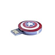 Оригинальная подарочная флешка Present ORIG178 32GB (щит Капитана Америка, без блистера)