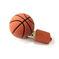 Оригинальная подарочная флешка Present ORIG182 128GB (баскетбольный мяч)