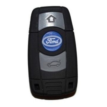 Оригинальная подарочная флешка Present ORIG184 128GB (брелок с лого Ford)