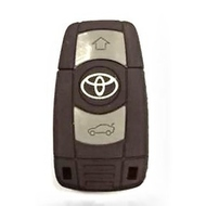Оригинальная подарочная флешка Present ORIG189 128GB (брелок с лого Toyota)