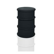 Накопитель под нанесение Present ORIG190 8 GB Black 433C