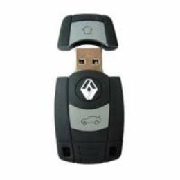 Оригинальная подарочная флешка Present ORIG193 04GB (ключ-брелок от Renault)