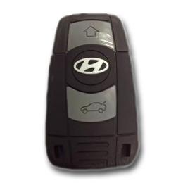 Оригинальная подарочная флешка Present ORIG195 128GB (брелок с лого Hyundai)