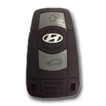 Оригинальная подарочная флешка Present ORIG195 128GB (ключ-брелок от Hyundai, без блистера)
