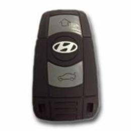 Оригинальная подарочная флешка Present ORIG195 04GB (ключ-брелок от Hyundai)