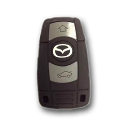 Оригинальная подарочная флешка Present ORIG197 16GB (брелок с лого Mazda)
