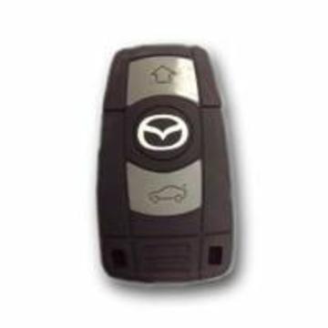 Оригинальная подарочная флешка Present ORIG197 04GB (брелок с лого Mazda)