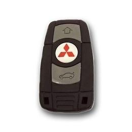 Оригинальная подарочная флешка Present ORIG198 16GB (брелок с лого Mitsubishi)