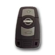 Оригинальная подарочная флешка Present ORIG199 128GB (ключ-брелок от Nissan, без блистера)