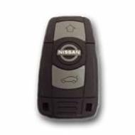 Оригинальная подарочная флешка Present ORIG199 04GB (брелок с лого Nissan)
