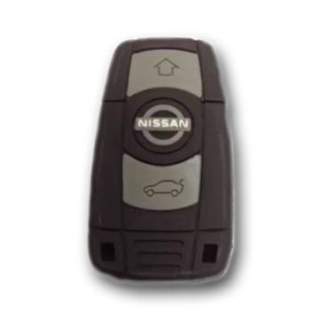 Оригинальная подарочная флешка Present ORIG199 64GB (ключ-брелок от Nissan, без блистера)