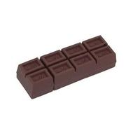Оригинальная подарочная флешка Present ORIG20 64GB (шоколадная флешка, плитка настоящего швейцарского молочного шоколада)