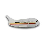 Оригинальная подарочная флешка Present ORIG218 128GB Red Yellow (самолет)