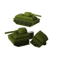 Оригинальная подарочная флешка Present ORIG219 16GB Green (танк)