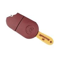 Оригинальная подарочная флешка Present ORIG226 08GB (флешка-мороженное эскимо, пломбир)