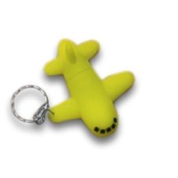 Оригинальная подарочная флешка Present ORIG227 128GB Yellow (пассажирский самолёт)