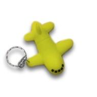 Оригинальная подарочная флешка Present ORIG227 08GB Yellow (пассажирский самолёт)