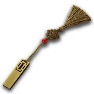 Оригинальная подарочная флешка Present ORIG229 04GB Gold