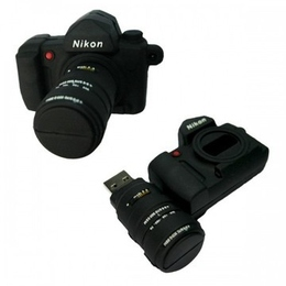 Оригинальная подарочная флешка Present ORIG23-2 128GB (флешка - зеркальный фотоаппарат Nikon)