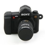 Оригинальная подарочная флешка Present ORIG23-1 128GB (флешка - зеркальный фотоаппарат Sony, без блистера)