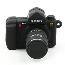 Оригинальная подарочная флешка Present ORIG23-1 128GB (флешка - зеркальный фотоаппарат Sony)