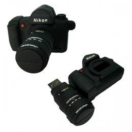 Оригинальная подарочная флешка Present ORIG23-2 16GB (флешка - зеркальный фотоаппарат Nikon, без блистера)