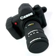 Оригинальная подарочная флешка Present ORIG23 04GB (флешка - зеркальный фотоаппарат Canon)