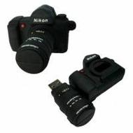Оригинальная подарочная флешка Present ORIG23-2 04GB (флешка - зеркальный фотоаппарат Nikon)